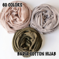 10pcs/lot high quality women muslim frayed scarf shawls wraps islamic headwear crinkle solid plain premium cotton hijabs