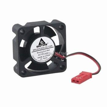 1Pieces 3cm 30mm 30x30x10mm JST Connector 2Pin 12V Dual Ball DC Cooler Fan High Speed 16500rpm