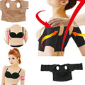1pcs Push Up Breast Back Support Seamless Slimming Arms Shaper Massage Shoulder Shapewear