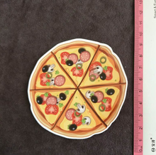 Pizza skateboard PVC waterproof car stickers refrigerator sliding plate travelling box wall sticker Buy 3 Free & Buy paper plate pizza and get free shipping on AliExpress.com