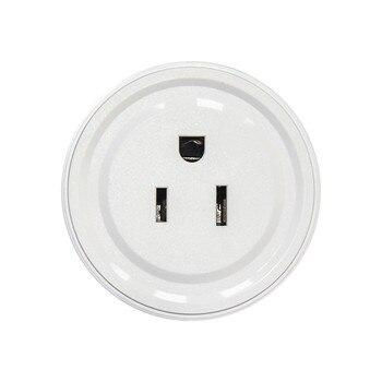 Plugs 3x Smart Mini WiFi Plug Outlet Switch Work With Echo Alexa Google Home Universal Remote Control US 19Feb13