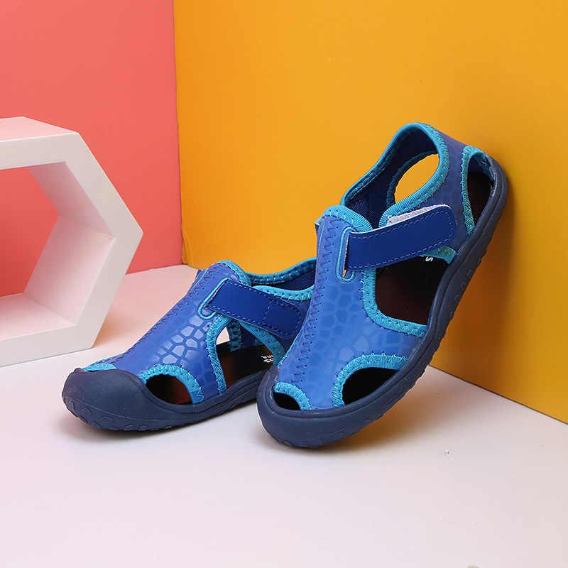 Niño De Plano Niñas Cómodo Zapatos Llegados Al En Crocs Niños Fácil Las Libre Playa Sandalias Moda Recién Aire I2D9bWeEHY