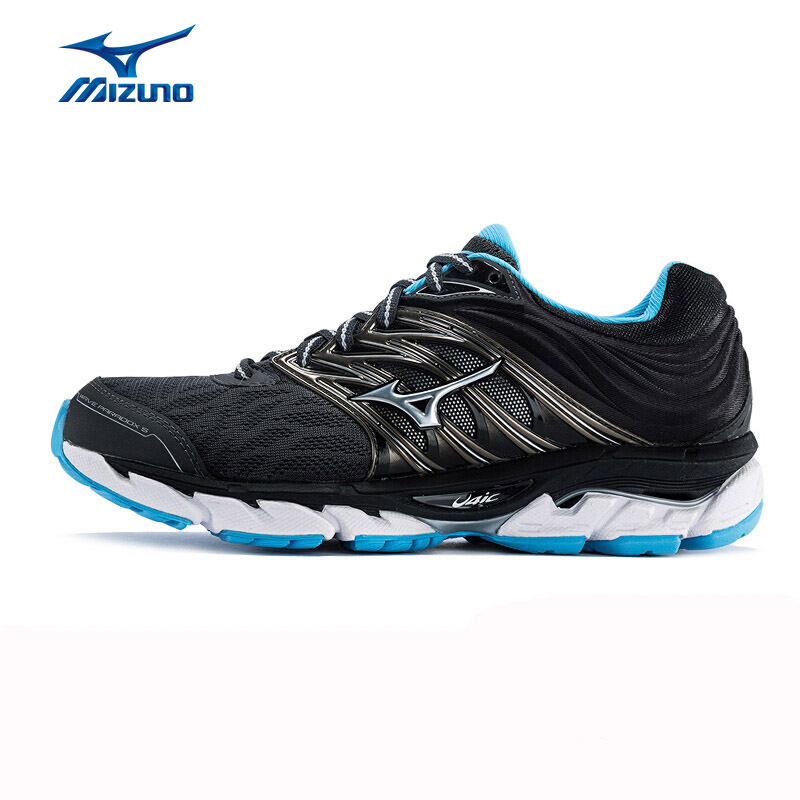 Mizuno Men's WAVE PARADOX 5(W) Running Shoes Wave Cushion Stability Sneakers Breathable Sports Shoes J1GD184003 XYP778