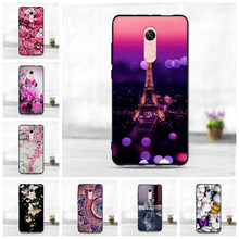 "Case Voor Xiaomi Redmi note 4 Case Cover voor Xiaomi Redmi Note 4X Case 3D Soft TPU Silicone Cover Voor redmi Opmerking 4 X coque 5.5""(China)"