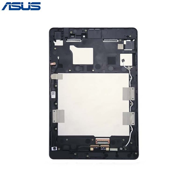 7.9 inch Black Full LCD Display Touch Screen Panel Digitizer Frame Assembly For ASUS ZenPad 3 8.0 (Z581KL) 27mm with Frame