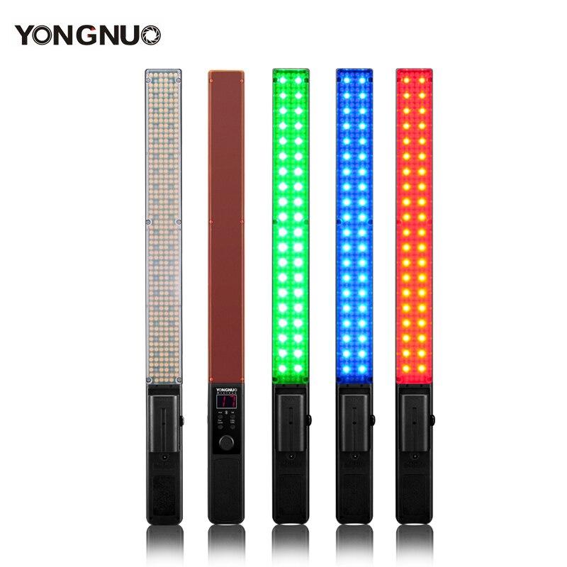 В наличии! 5 шт./лот YONGNUO YN360 ручной светодиодный видео 3200 К 5500 К RGB красочные 39.5 см палкой лед профессионального фото led stick