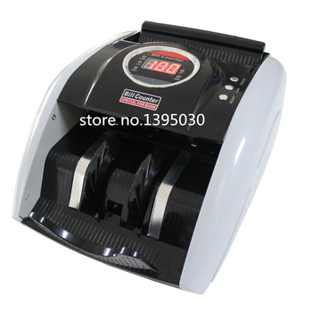 220V Money Counter Suitable for EURO US DOLLAR etc. Multi-Currency Compatible Bill Counter Cash Counting Machine