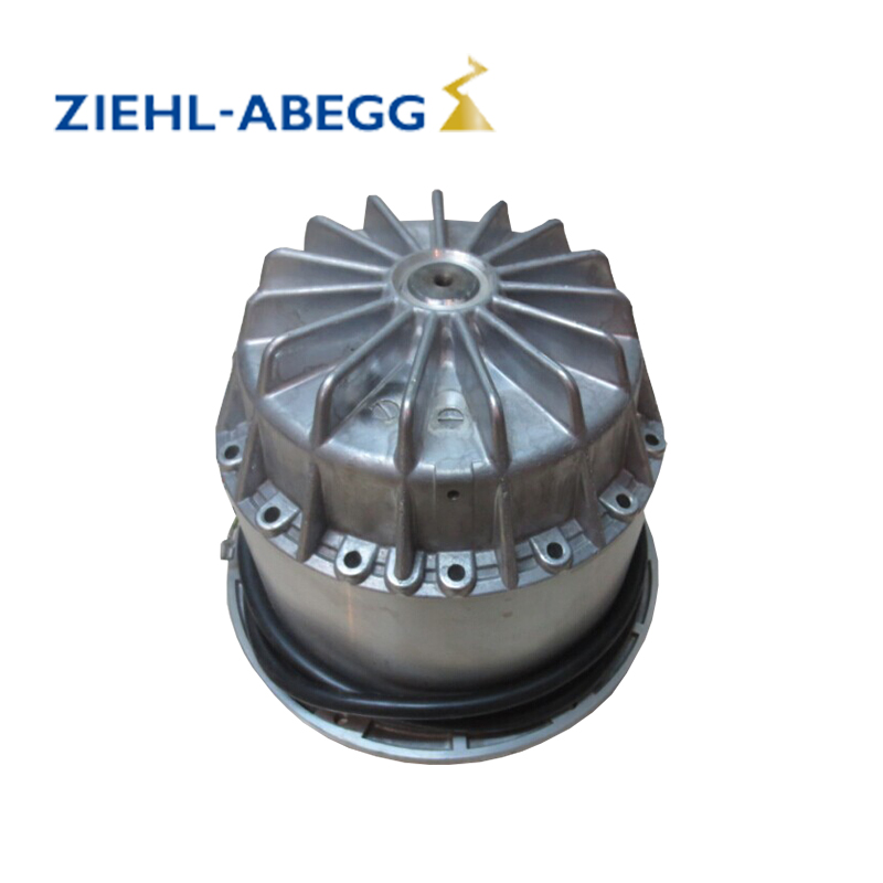 MK165-4DK.24.N Ziehl-Abegg Centrifugal Fan  Atlas Air Compressor Motor YWF(K)166-4D120-E02 Original