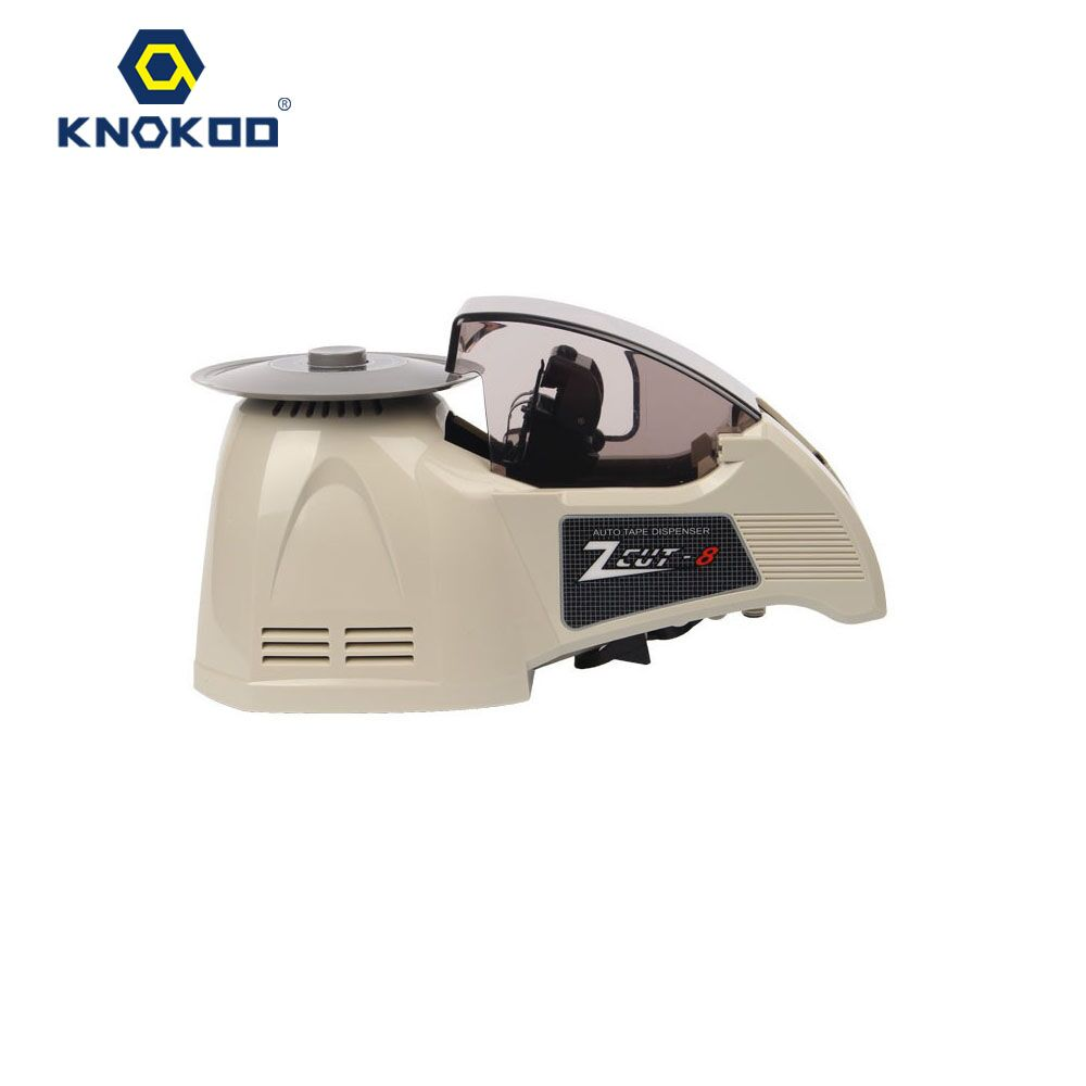 KNOKOO ELectronic Automatic Packing Tape Dispenser ZCUT-8 Tape Cutter Machine automatic tape dispensers electric tape dispensers automatic tape cutter machines automatic tape dispensing machines