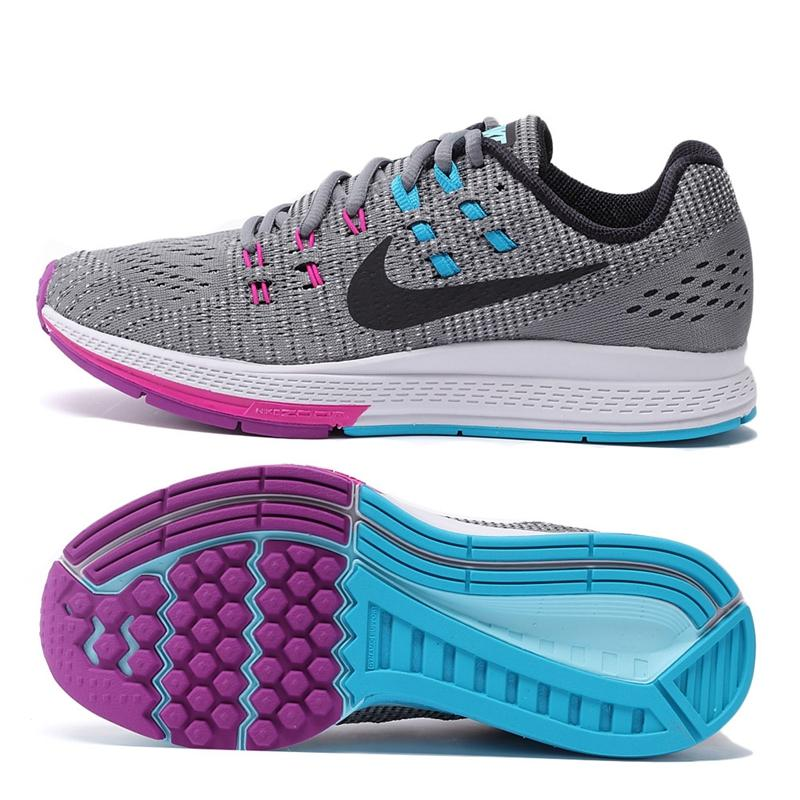 a59473f1ccc69 ... amazon original nike air zoom structure 19 womens running shoes  sneakers in running shoes from sports