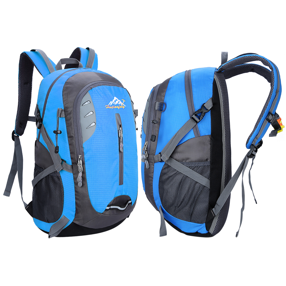 35L Backpacks High Capacity Shoulder Bag