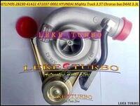 Free Ship GT1749S 28230-41422 471037-0002 471037 471037-5002S Turbo For Hyundai Mighty Truck II 3.5T H350 Chrorus Bus D4AE 3.3L