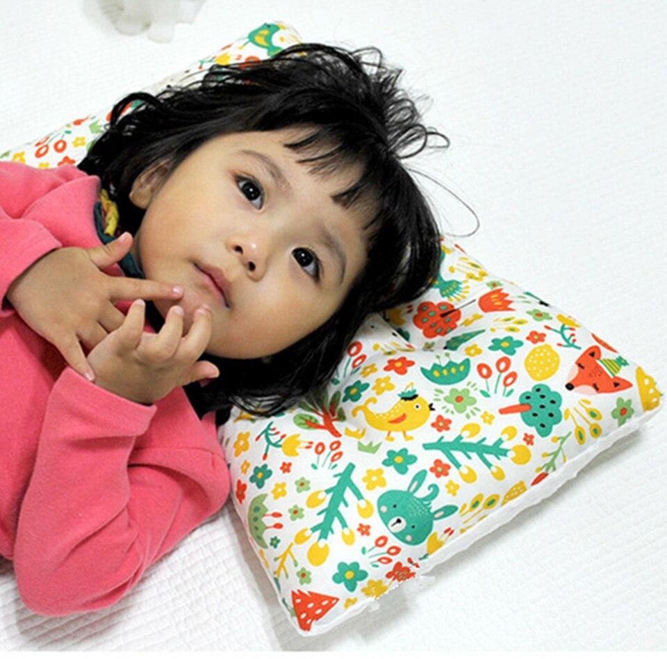 Bebê travesseiro infantil cabeça proteção moldar travesseiro