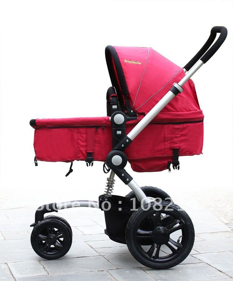 Baby Suv Strollers 3 Wheels Pushchair Baby Carriage Jogger