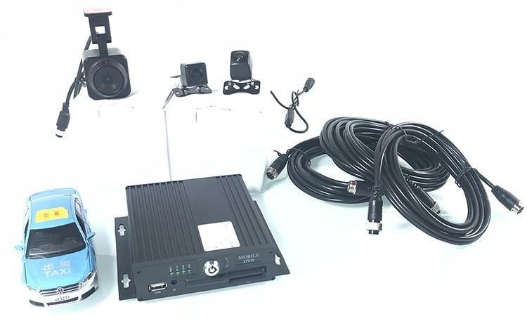 4-channel coaxial híbrido gravador suporta mouse USB