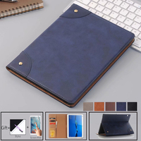 """protective pu leather PU Leather Cove Stand Case For Huawei MediaPad T5 10.1 AGS2-L03 AGS2-L09 AGS2-W09 AGS2-W19 10"""" Magnetic Protective Cover Shell (1)"""