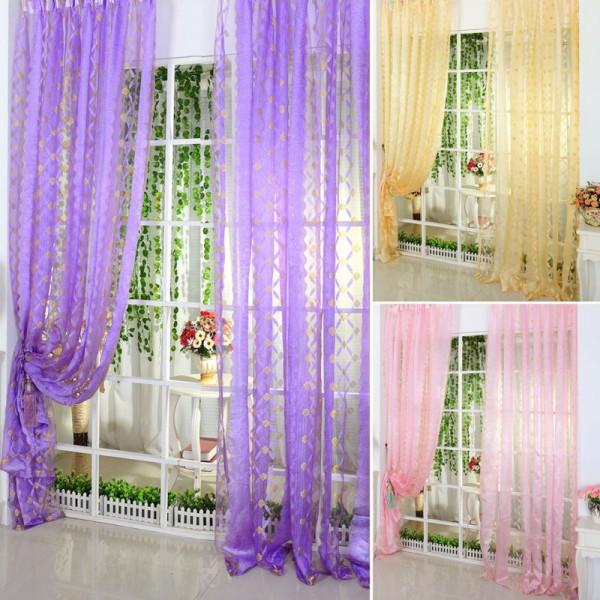 multicolor cortina escarpada panel de ventana de cortinas dormitorio decoracin cenefachina mainland