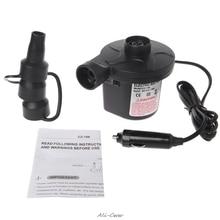 4 Pcs Electric Air Pump Portable Mattress Inflator Deflator For Inflatables Quick-fill New