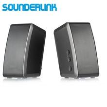 Neusound Neus AC power 20 Вт высококлассный мощный компьютер настольный мультимедийный Bluetooth spea kers с пультом дистанционного управления DSP глубокий бас