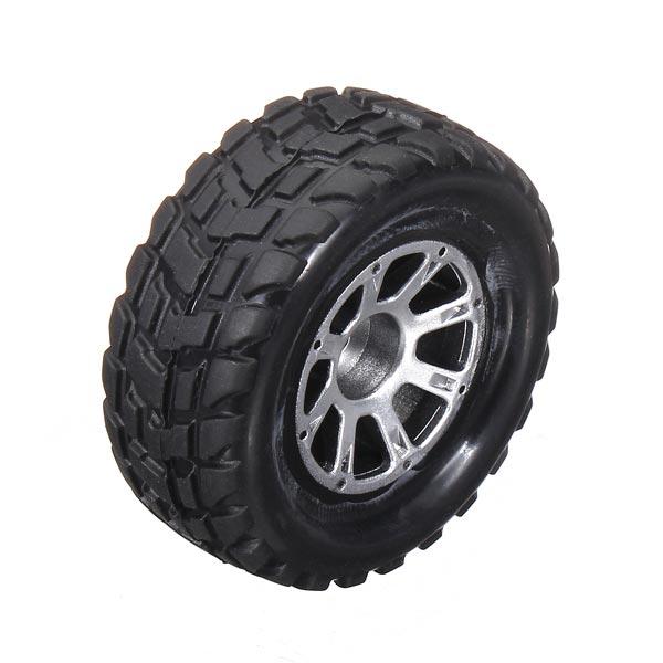 Wltoys A949 Rc Car 1/18 2.4Gh 4WD Rally Car Left Wheel 2Pcs A949-01 игрушка wltoys wlt 18404 4wd 1 18