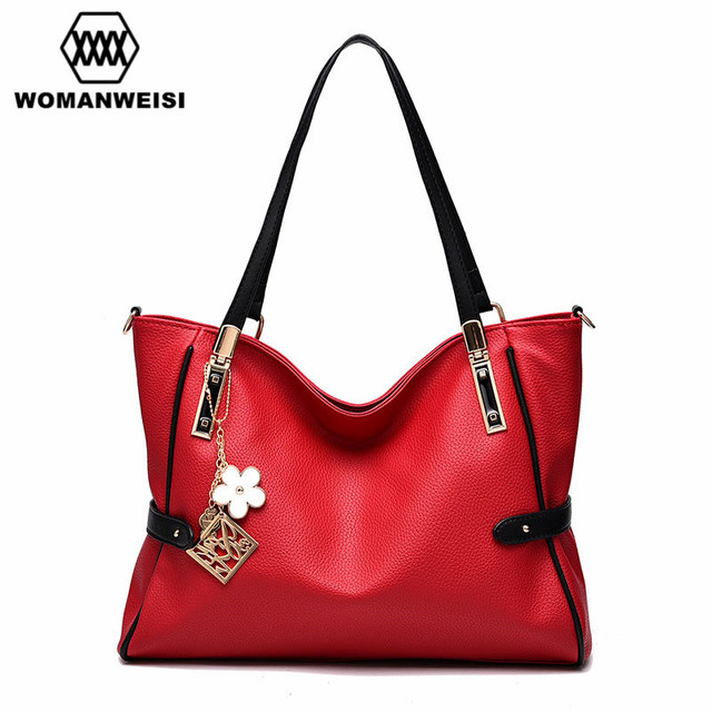 Crossbody Bags For Women 2017 Luxury Handbags High Quality Leather Lady Messenger Shoulder Over Bag Famous Brand Female Kabelky