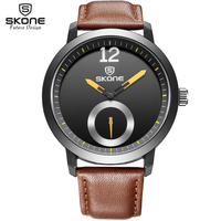 SKONE Brand Casual Fashion Men S Quartz Watch Automatic Self Wind Sports Watches Montre Homme Relogios