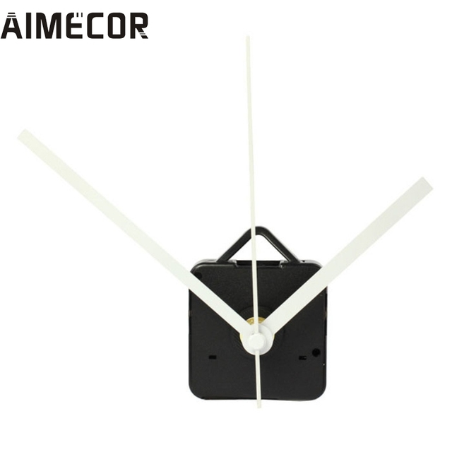 My House 55 x 55 x 16 mm Quartz Clock Movement Mechanism with Hook DIY Repair Parts Style A,jul 19