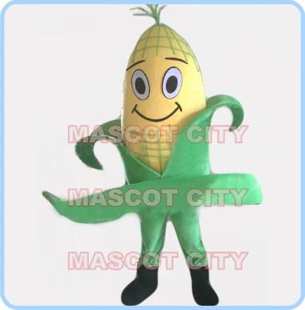 Jagung Jagung Maskot Iklan Maskot Kostum Ukuran Dewasa Kartun Tanaman Jagung Makanan Tema Kostum Musim Gugur Di Fancy Dress 2605 Maskot Aliexpress