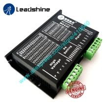 Genuine Leadshine 2 Phase Analog Stepper Driver M542C Max 50 VDC 4.2A for Stepper Motor NEMA 23 High Performance and Low Cost цена