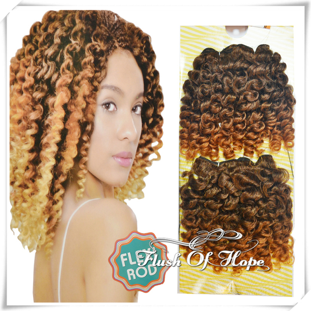 New Noble Gold Bohemian Gb Dancing Rod Ombre Synthetic Hair Weave
