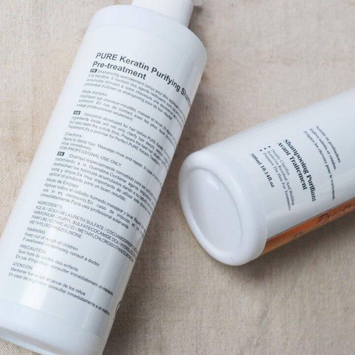 Tratamentos p/ cabelo e couro cabeludo