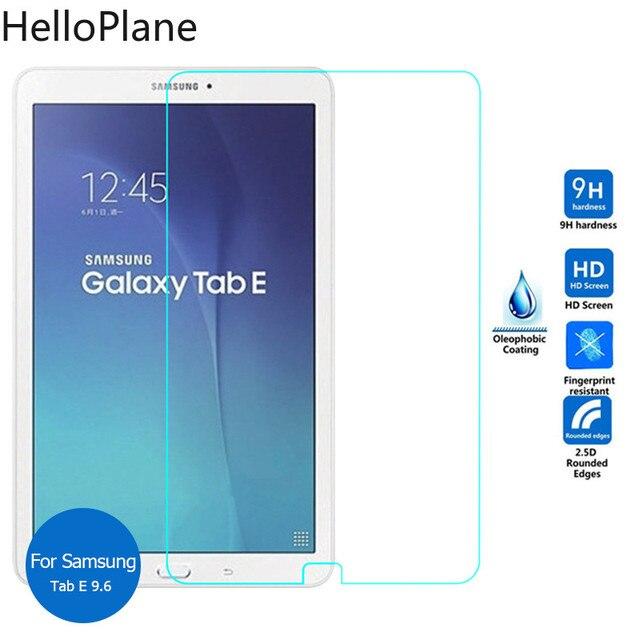 De vidrio templado para Samsung Galaxy Tab E 7,0 de 8,0 de 9,6 pulgadas T560 T561 T377V T375P T377 T375 T113 T116 Tablet protector de pantalla película