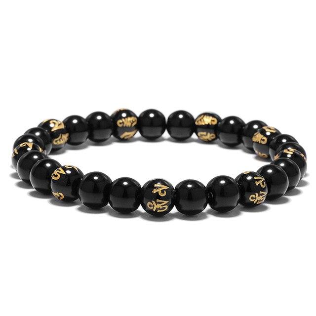Obsidienne Noire Bracelet