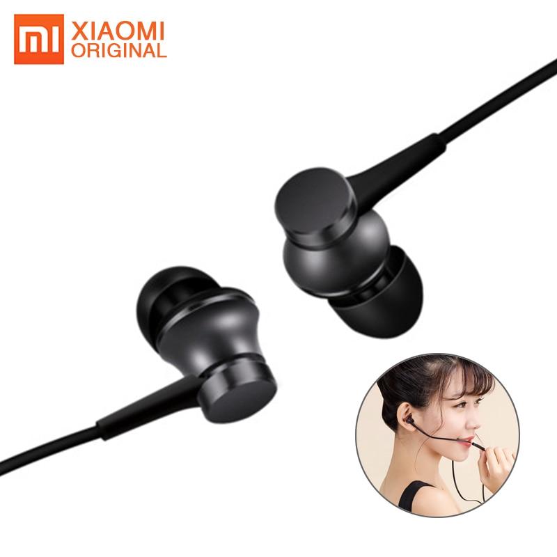 Xiaomi Auricolare Originale Pistone Miglio 3 Wired Auricolari In-Ear Ecouteur Auriculares Con Microfono Auricolari Con Microfono