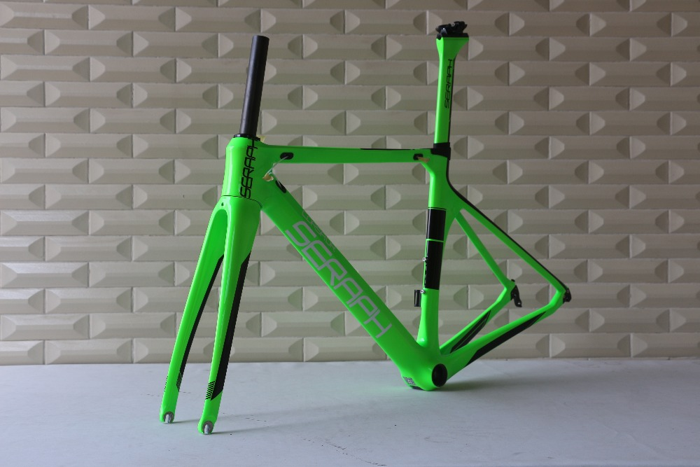 aero  carbon road frame  seraph brand  oem products , many color painting . багажники aero
