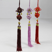 20 pcs Chinese Knot Tassels Pendants New Year Spring Festival Wedding Decorative Bell Pendant Friends Best Gifts