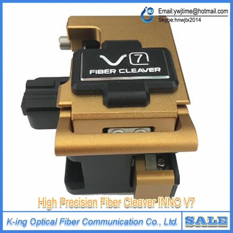 Korea INNO original V7 Fiber Cleaver High precision fiber cleaver IFS 15 with Fiber Cleaver Optical