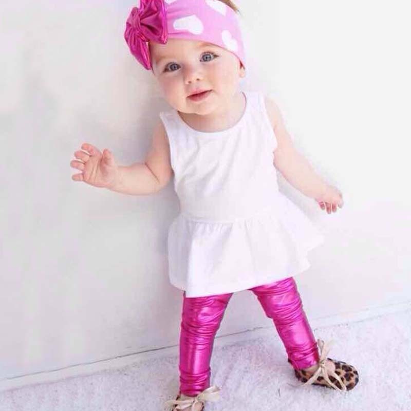 Tikilisa-2017-Quality-Girl-Leggings-Elastic-4-10Y-Pants-Skinny-Gold-Silver-kids-Metal-Colors-Sequined-Fuax-Leather-Baby-Legging-2