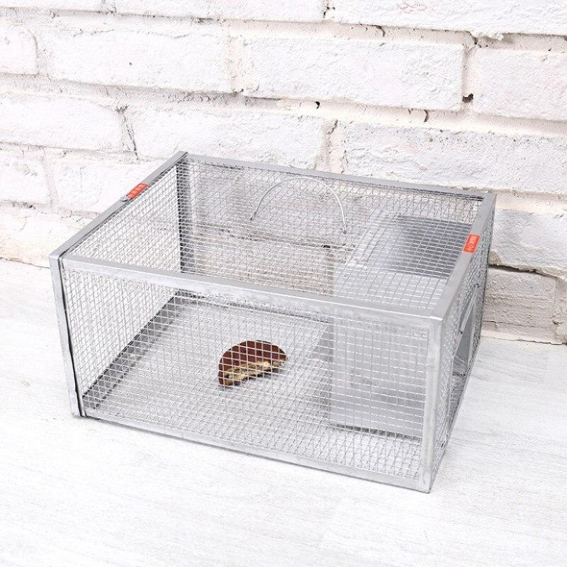 Grand piège à souris réutilisable continu automatique de ménage piège à souris d'appât attrape-souris piège à souris chasse souris de Rat Cage à rongeurs