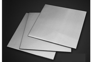Image 3 - 316L Stainless Steel plate size 1*200*200mm metal Sheet Brushed surface