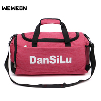Quality Sports Gym Bag Men Basketball Bag Women Fitness Bag Multifunctional Training Shoulder Tote With Shoes