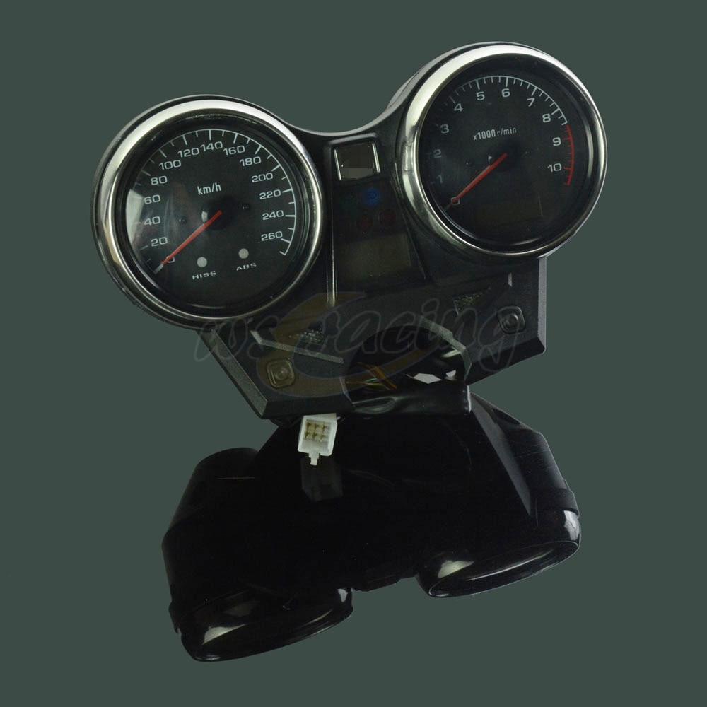 Motorcycle Tachometer Odometer Instrument Speedometer Gauge Cluster Meter For HONDA CB1300 CB 1300 2004-2008 04 05 06 07 08