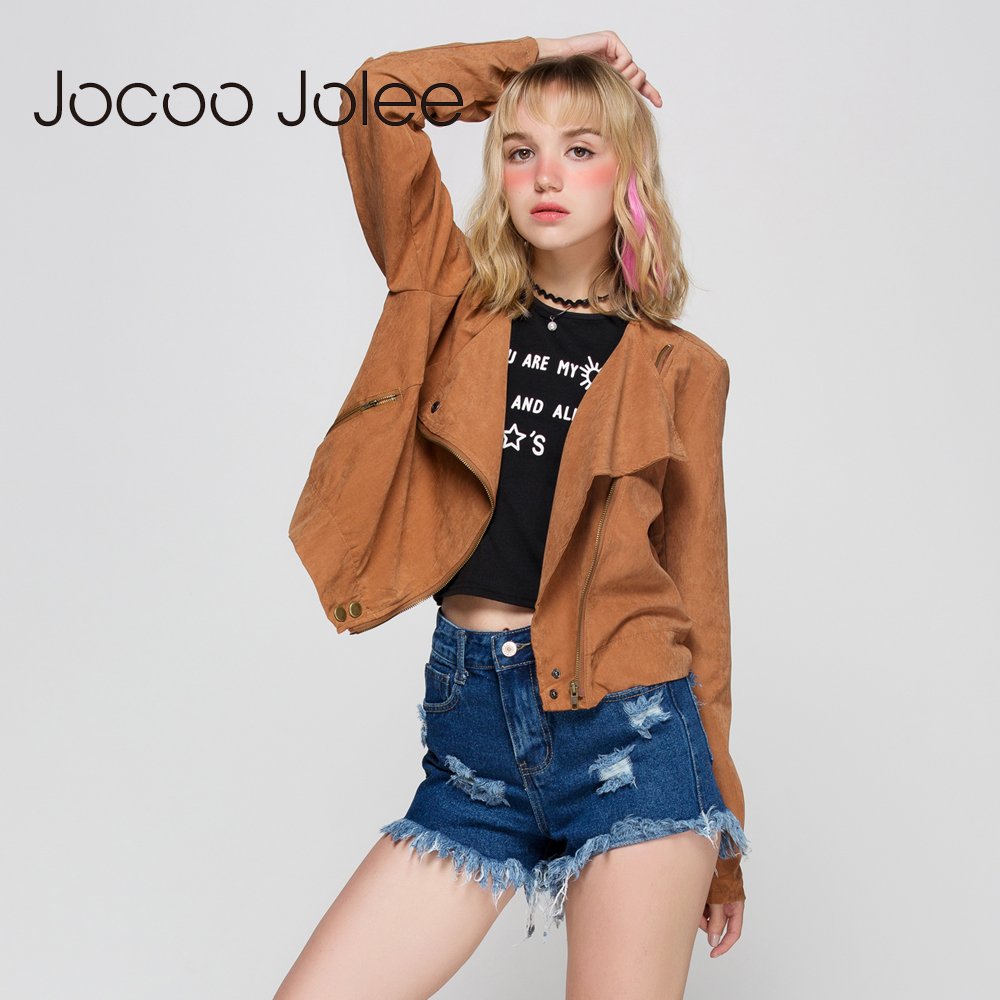 Popular Suede Bomber Jacket-Buy Cheap Suede Bomber Jacket lots ...