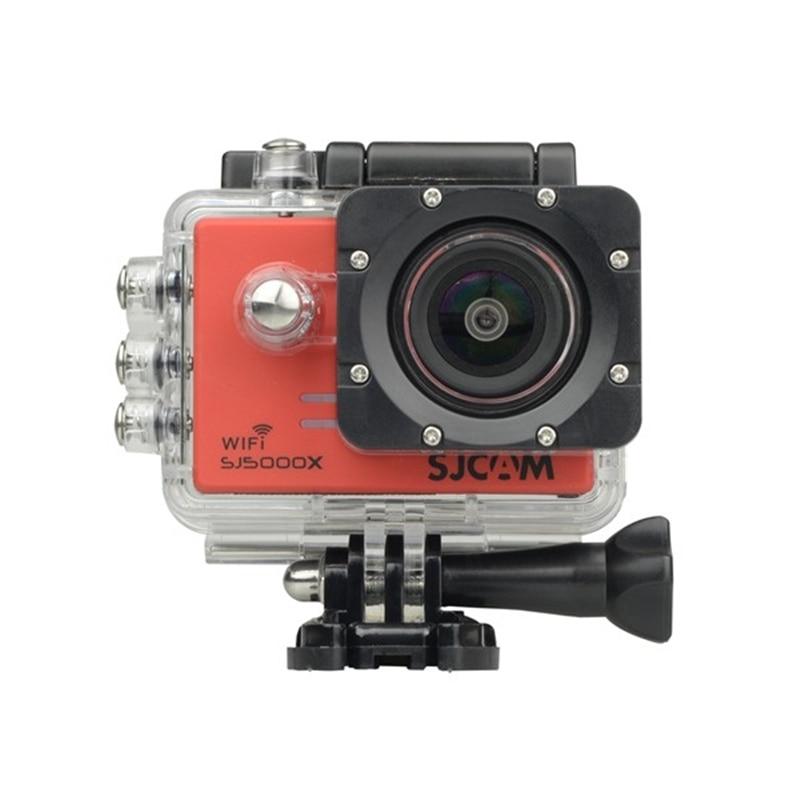 D'origine SJcam SJ5000X WIFI ELITE S ONY IMX078 GYRO 4K24 2 K 2.0 Pouce LCD D'action Caméra Novatek