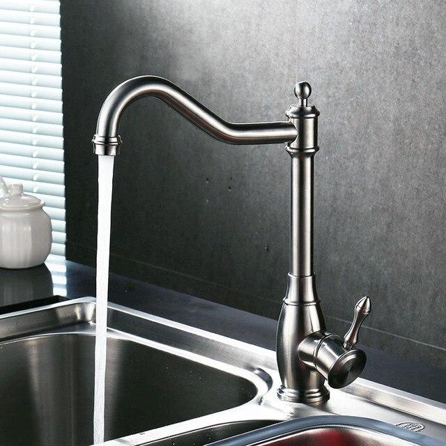 High Quality Kitchen Faucet Basin Sink Faucet Vessel Mixer Taps Cold