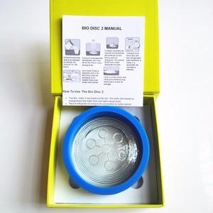 Image 5 - バイオ DISC2 シリコーン保護リングスカラーエネルギーディスク水量子 2500 マイナスイオンバイオ DISC2 新しいパッキング