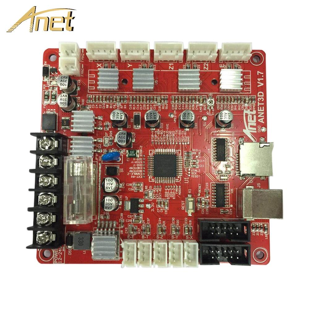 3D Printer parts Control Motherboard for Anet 3d Printer main board RepRap Mendel for Anet A8
