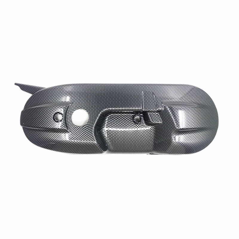 Motorcycle Accessories For Yamaha JOGZR EVOLUTION/JOG 50 Motorcycle Scooter Imitation Carbon Fiber Engine Cover