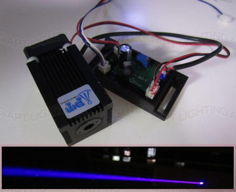 High Power 1000mW 1200mW 445 450nm blue Stage Light RGB Laser Module High Power White Laser