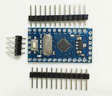 With the bootloader 1pcs pro mini atmega328 Pro Mini 328 Mini ATMEGA328 3.3V/8MHz for Arduino